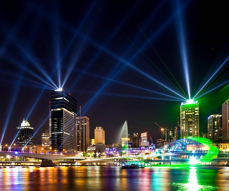 "Bis 28. September findet in Queenslands Hauptstadt das ""Brisbane Festival"" statt. Foto: Tourism Queensland / Garry Schlatter"