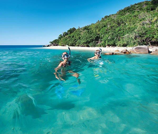 Fitzroy Island Queensland: Queensland Freut Sich über Ein Plus An Touristen