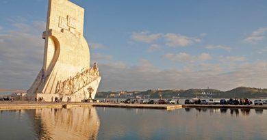 Lissabon-Kalender 2017: Die weiße Stadt am Meer