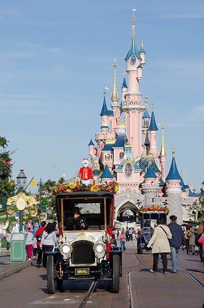 Ist doch eher alles Spaß bei Disneys. Foto: Yann Mathias/Disney