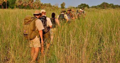 Zu Fuß durch Südafrikas größtes Wildtierreservat. Foto: South African Tourism