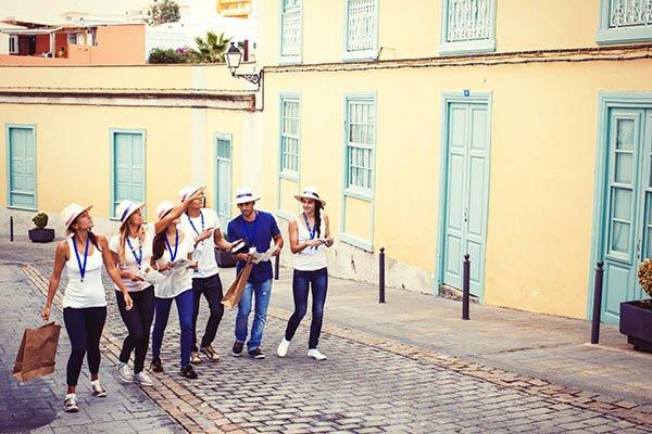 Spanisch-sprachferien auf Teneriffa. Foto: webtenerife.de
