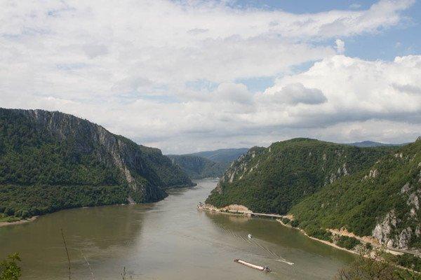 Das Eiserner Tor in Serbien. Foto: Ingo Paszkowsky