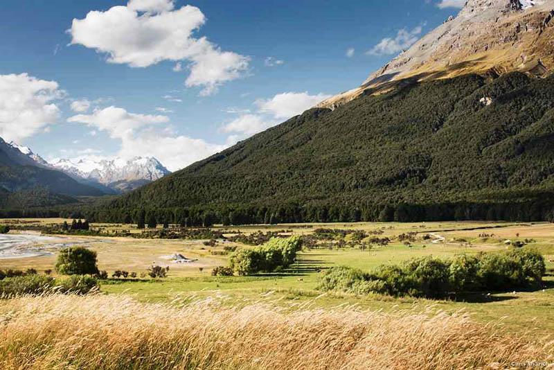 Unweit von Queenstown. Foto: Tourism New Zealand