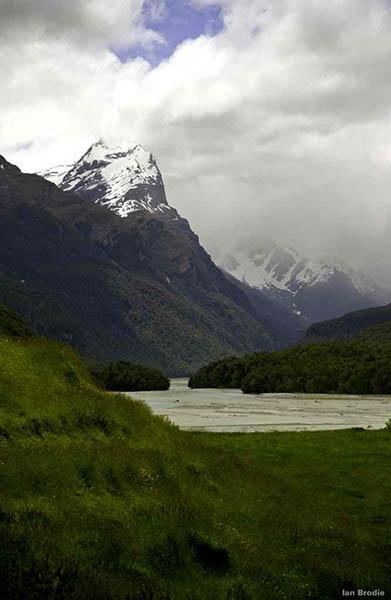 In der Nähe von Glenorchy. Foto: Tourism New Zealand / Ian Brodie