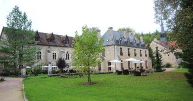 Abbaye de la Bussière heißt das Hideaway, gut 35 Kilometer südwestlich von Dijon entfernt. Foto: Sonja Thelen