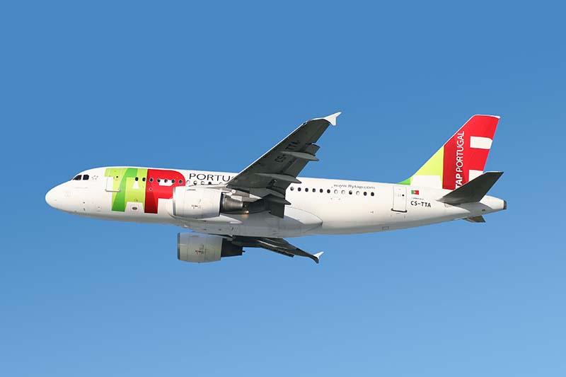 A319. Foto: TAP Portugal