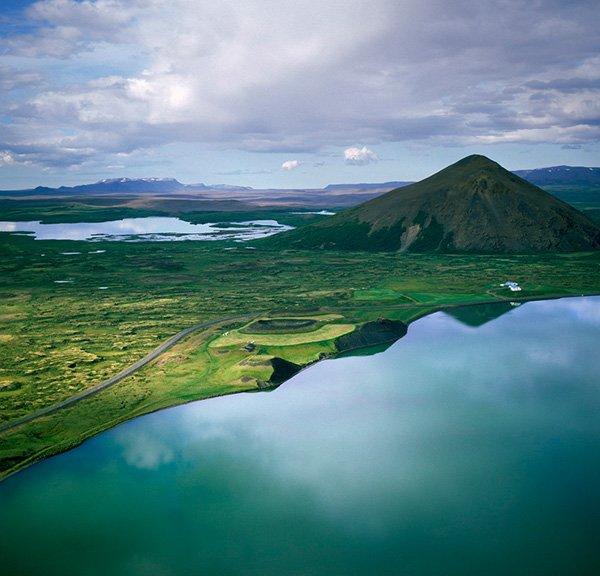 Mývatn – ein Juwel im Nordosten Islands. Foto: Ragnar Th - rth@arctic-images.com / Promote Icland