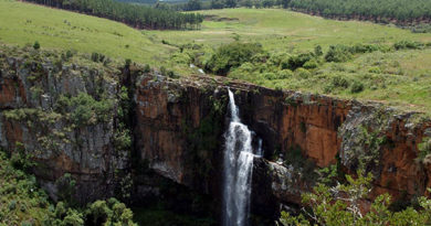 Berlin Falls in der Provinz Mpumalanga. Foto: www.dein-suedafrika.de