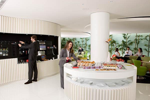 Neue Premium Lounge in Lissabon für tap|executive Kunden (Business Passagiere), TAP Victoria Gold Winner und Star Alliance Gold Kunden . Foto: TAP