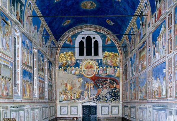 Eine der wichtigsten Sehenswürdigkeiten, wenn nicht die wichtigste ist die Scrovegni-Kapelle. ©Comune di Padova-Gabinetto Fotografico