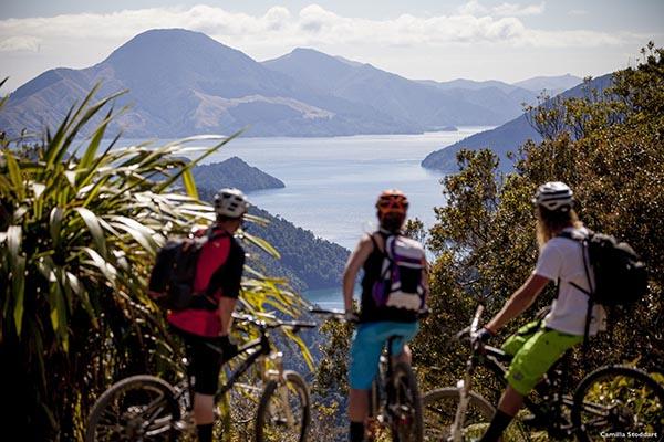 Marborough. Foto: Tourism New Zealand