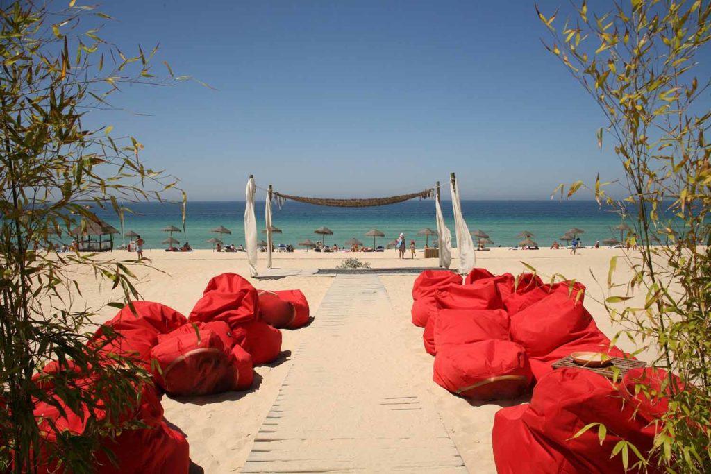 Comporta Beach in der Region Algarve / Copyright Turismo do Alentejo
