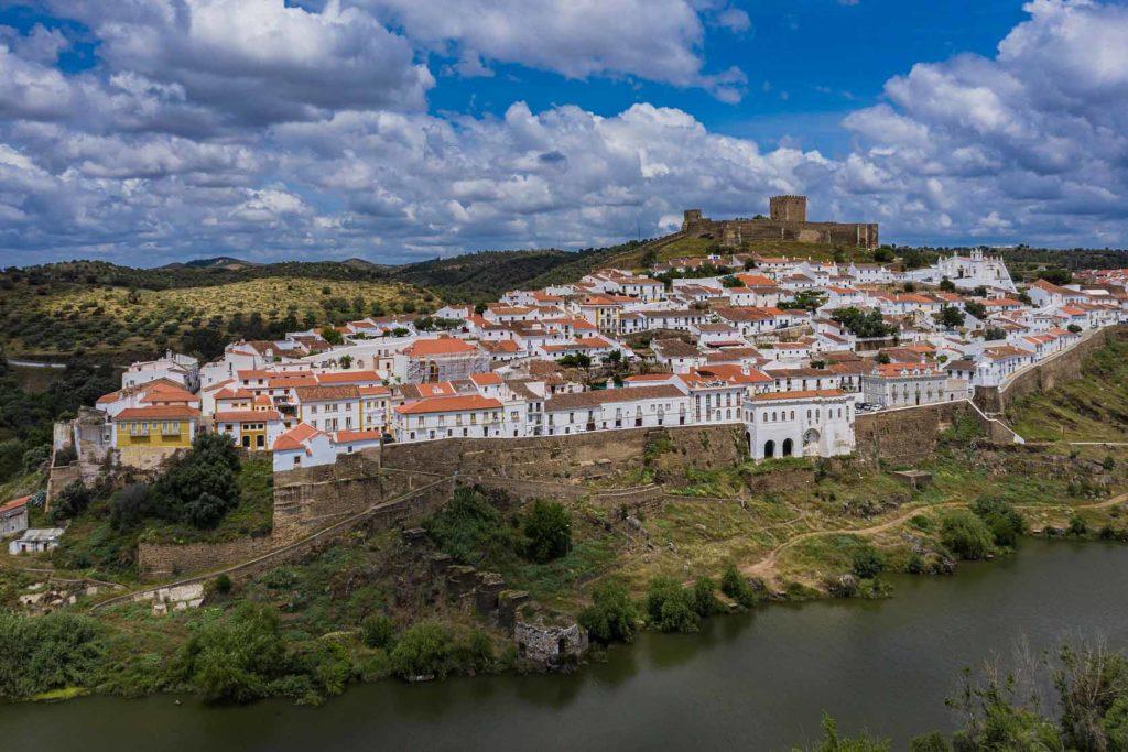 Mértola im Alentejo / Copyright Turismo do Alentejo