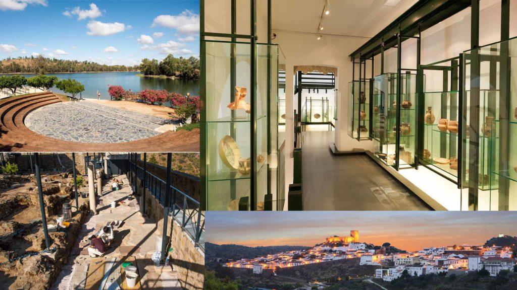 Der an den Ufern des Flusses Guadiana gelegene Landkreis Mértola im Alentejo, der im Osten an Spanien und im Süden an die Algarve grenzt, zählt zu den größten Portugals / Copyright Turismo do Alentejo