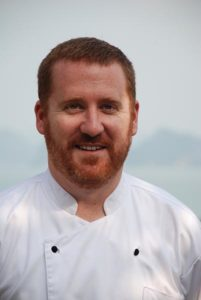 Senior Chef de Cuisine Jim Driskell, Six Senses Yao Noi. Foto: Six Senses