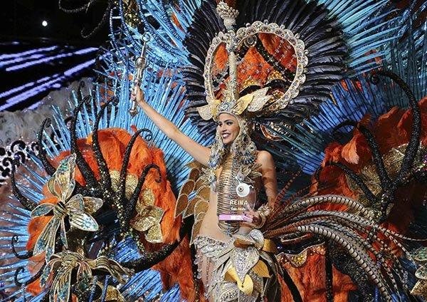 Nicht nur der Karneval wird auf Tenerifa gefeiert. Foto: webtenerife.de