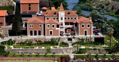 Six Senses gibt es ab Frühjahr 2015 nun auch in Europa und zwar im Douro-Tal in Portugal. Foto: Six Senses