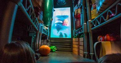 """Ratatouille""-Speisekammer. Foto: Disneyland Paris"