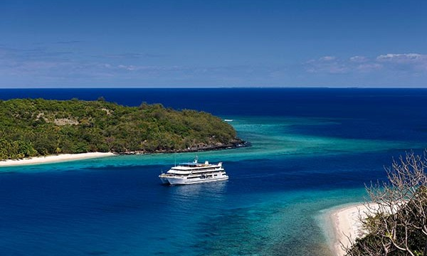 #Fidschi: Insel-Hopping per Schiff