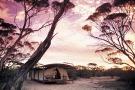 #Australien: Outback-Camp auf unberührter Eyre-Halbinsel