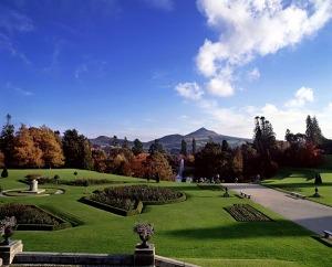 Powerscourt Gardens. Foto: Tourism Ireland