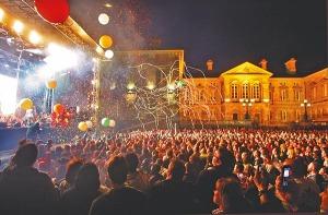 Das größte Belfaster Musikevent des Jahres versammelt ein Staraufgebot aus den USA. Foto: Tourism Ireland
