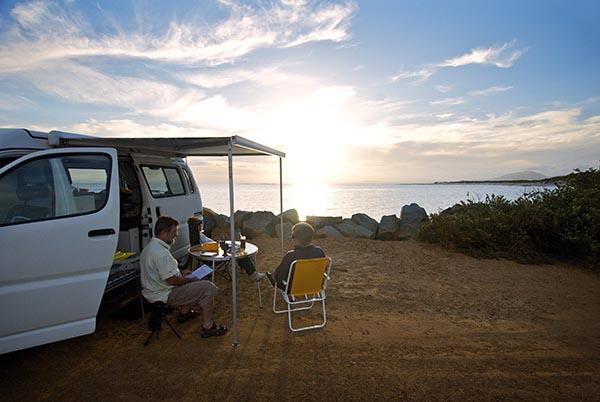 Westaustralien will die Zahl seiner Campingplätze ausbauen und bestehende erweitern. Foto: Tourism Western Australia