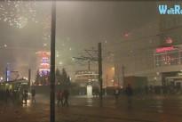 Berlin-Alexanderplatz Silvester 2014/2015