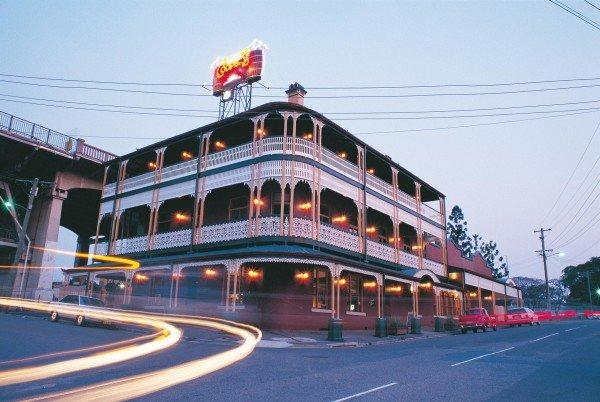 Der Austragungsort: Das Story Bridge Hotel in Brisbane. Foto: VisitQueensland