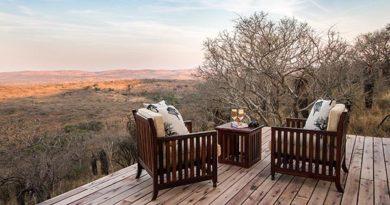 Nachhaltige Rhino Ridge Lodge - Isibindi Africa - Imfolozi Game Reserve. Foto: SAT