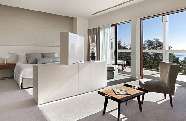 Junior Suite. Foto: Marriott / Elan Fleisher