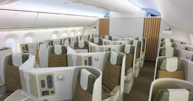 Die neue Business Class. Foto: Vietnam Airlines