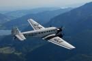 Ju 52 wird fliegendes Denkmal