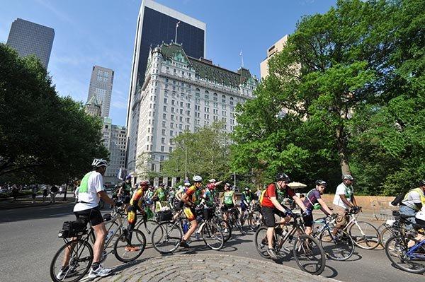 Borough Bike Tour. Foto. © NYC & Company/Julienne Schaer