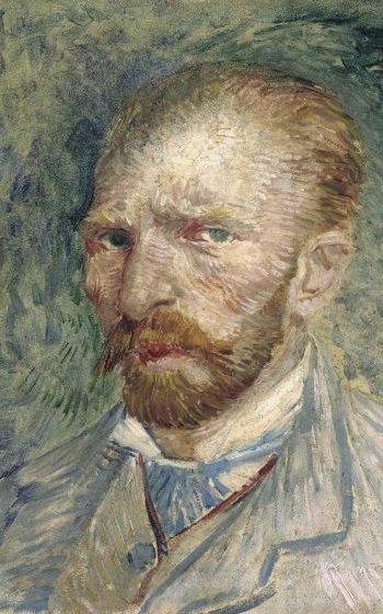 Selbstporträt von Van Gogh. Foto: Kröller-Müller Museum