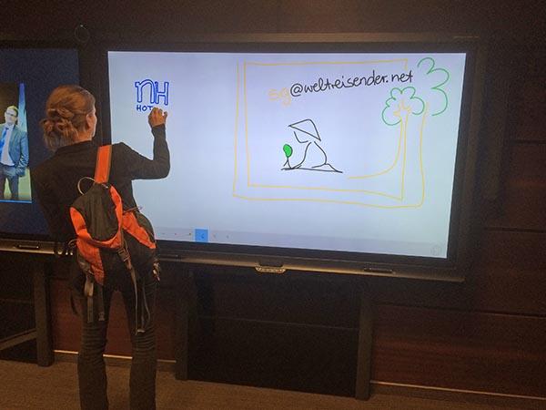 Ehe sich die WeltReisender.net-Redaktion solch ein System leisten kann, wird noch einige Zeit vergehen. Foto: NH Hotels