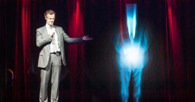 Beamen statt Reisen – NH-Hotels nutzen 3D-Hologramm-Technologie