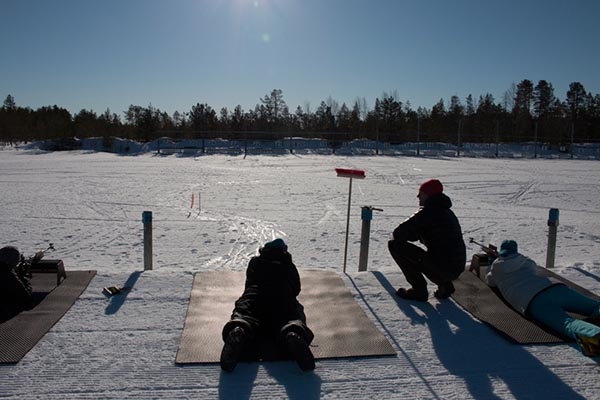 Biathlon Experience. Foto: Ingo Paszkowsky