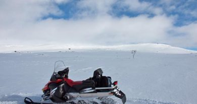 Schwedisch-Lappland: Eiskalte Romantik und viel Spaß garantiert
