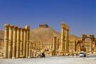 Syrien: die antike Stadt Palmyra