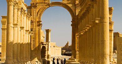 Syrien: Kalender – die antike Stadt Palmyra