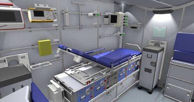 Patient Transport Compartment (PTC) der Lufthansa. Foto: Lufthansa