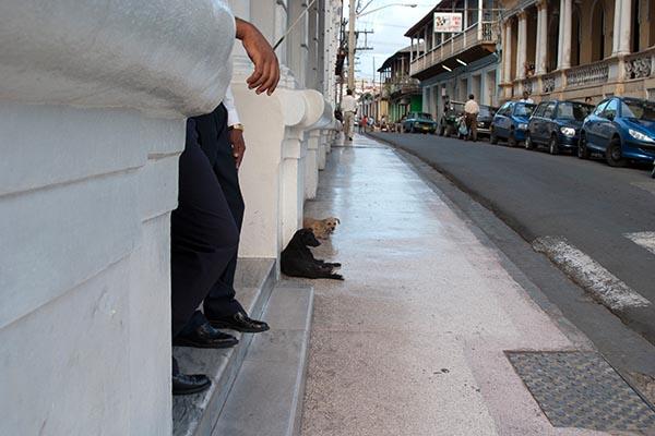 """Hotel Casa Grande, in dem sich der bedeutende Schriftsteller Gramam Greene Inspirationen für seinen Roman """"Unser Mann in Havanna"""" holte. Foto: Ingo Paszkowsky"""