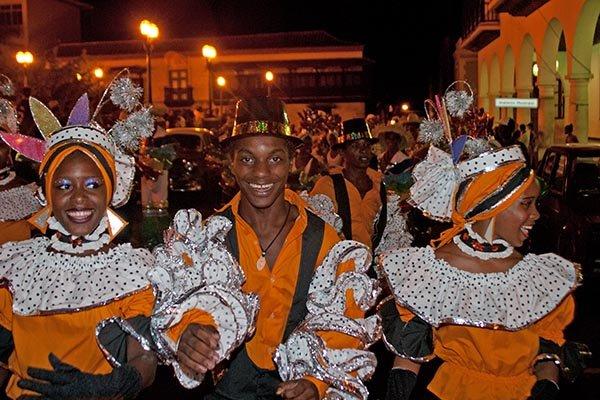 Karneval in Santiago de Cuba. Foto: Ingo Paszkowsky