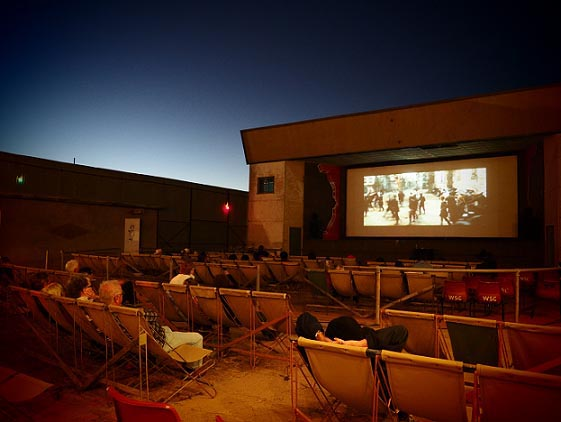 Outback Film Festival in Winton. Foto: Maree Azzopardi