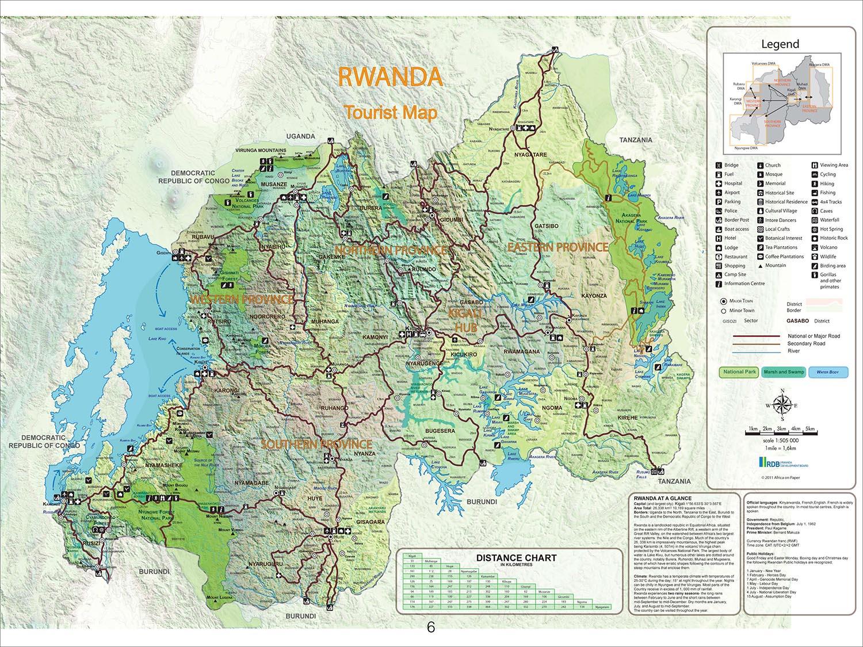 Grafik: Rwanda Tourism