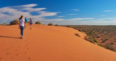 Neuigkeiten aus Südaustralien und neue Fotos über Australiens Outback