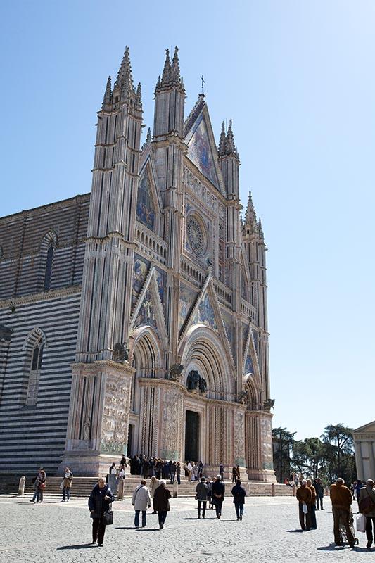 Umbrien ist die Heimat berühmter Heiliger, darunter der Heilige Franziskus, die Heilige Klara, der Heilige Benedikt und der Heilige Valentin. Foto: Umbria Tourism