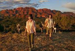 Eine Erfahrung für alle Sinne: der Arkaba Walk Copyright: South Australian Tourism Comission